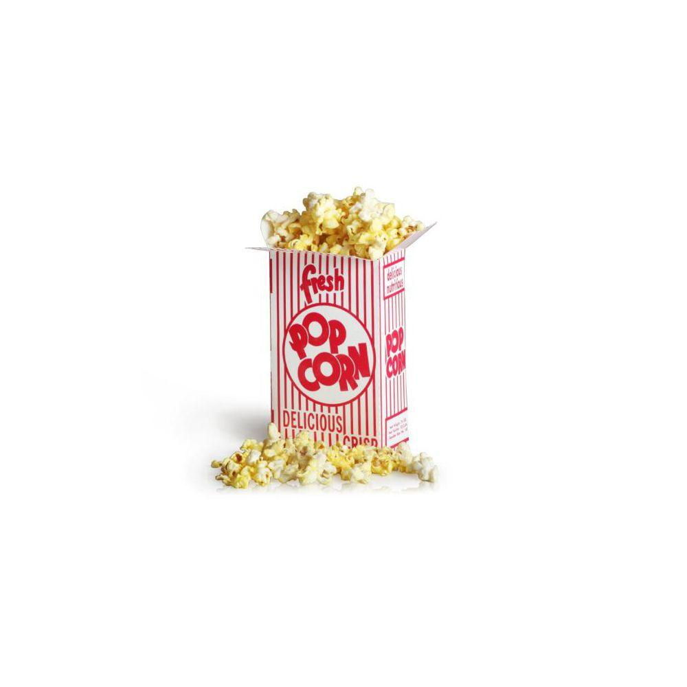 Great Northern Small Popcorn Boxes (50-count)-DISCONTINUED