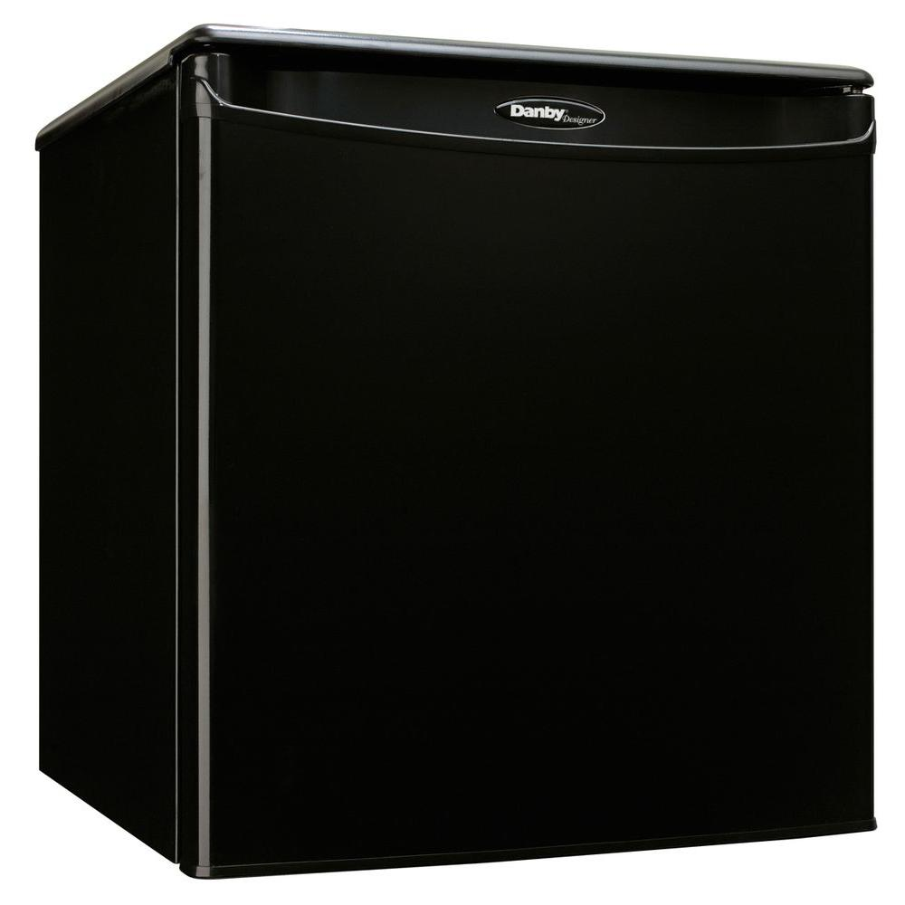 Danby 1.8 cu. ft. Mini Refrigerator in Black