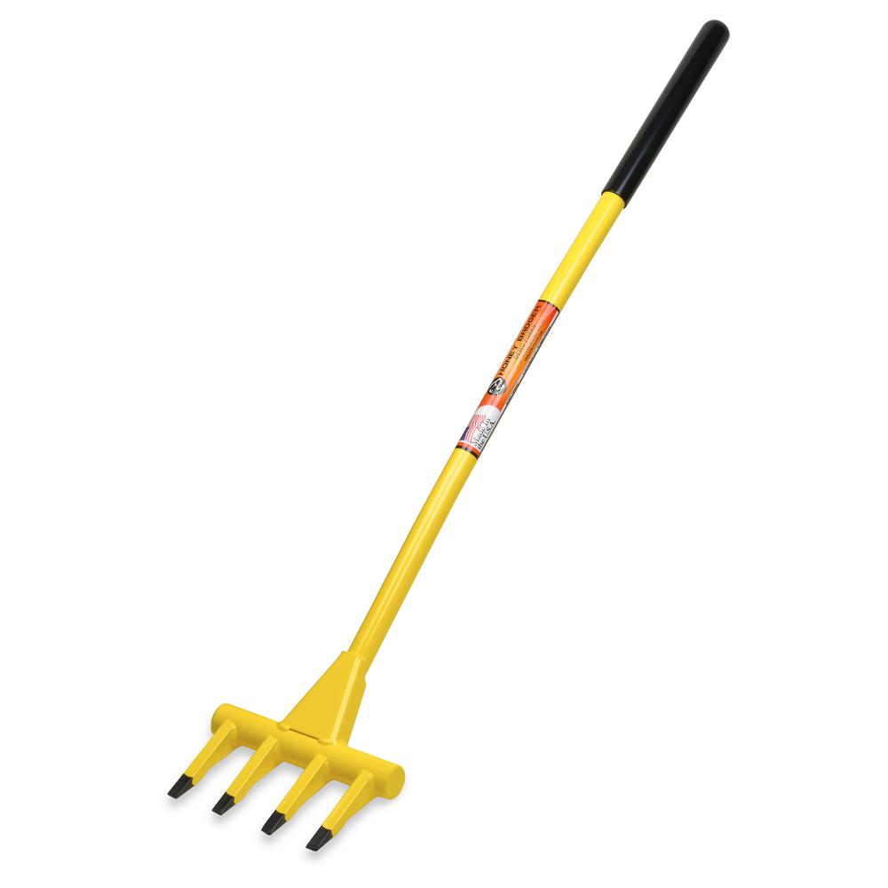 "Honey Badger Wrecking Bar Demolition Fork 56/"" Contractor Wood Decking Hand Tool"