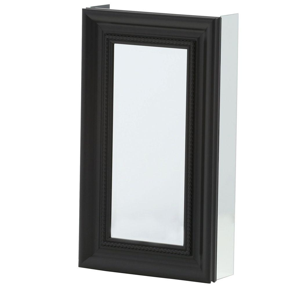 Beau Framed Recessed Or Surface Mount Bathroom Medicine