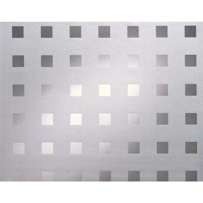 35 in. x 59 in. Caree Static Cling Window Film