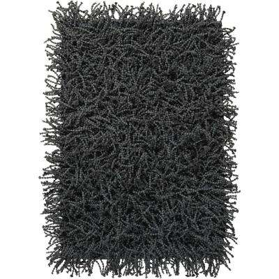 Fugga Steel Blue 2 ft. x 3 ft. Area Rug