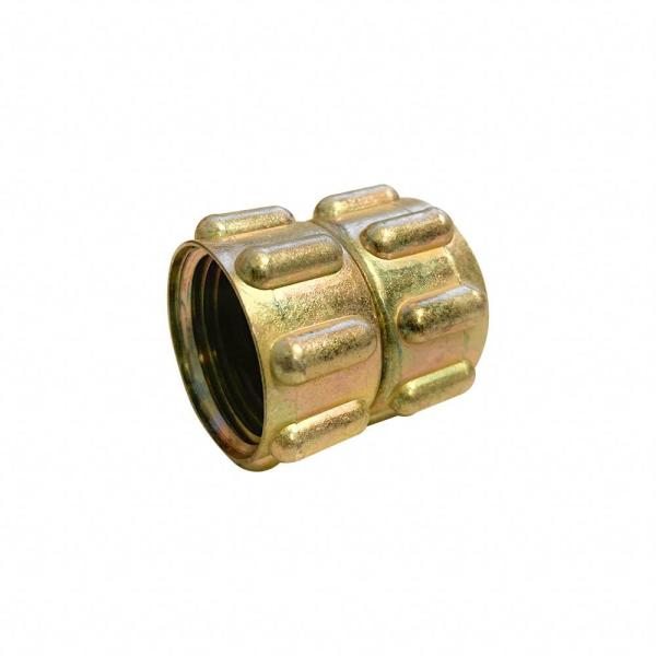 3/4 in. FHT Brass Coupling Fitting