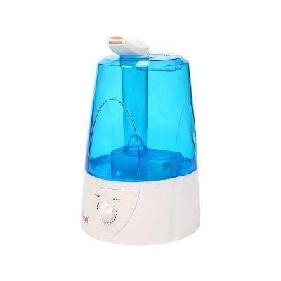 1.3 Gal. Ultrasonic Dual Cool Mist Humidifier with Auto Shut-Off and LED Night Light