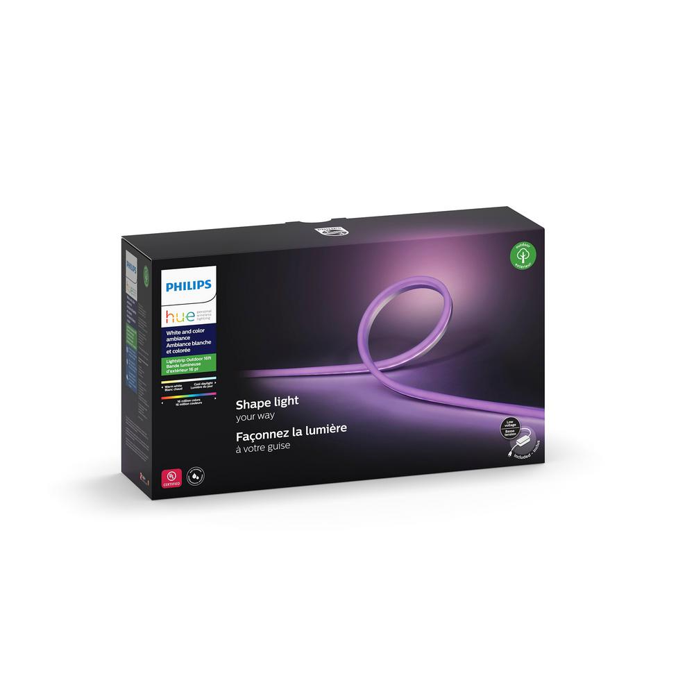 Philips Hue White And Color Ambiance Outdoor Integrated