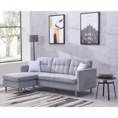 Amazing Reversible Sectionals Living Room Furniture The Home Depot Pabps2019 Chair Design Images Pabps2019Com