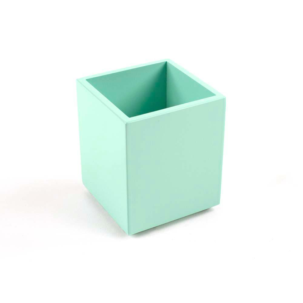simple structure pencil cup mint3483402 the home depot
