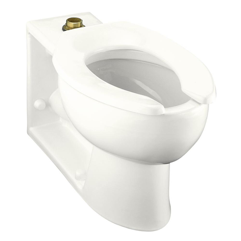 elongated bowl toilet dimensions. KOHLER Anglesey Elongated Toilet Bowl Only in White K 4396 0  The