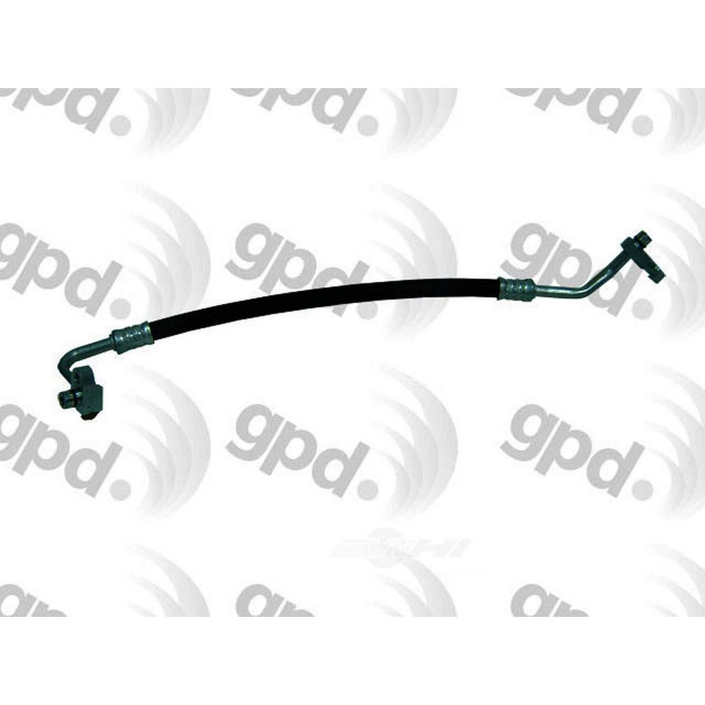 A//C Refrigerant Discharge Hose OE for Nissan Frontier Xterra 2003-2004