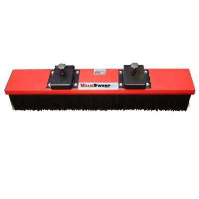 48 in. Sweeper with Brush Fork Truck Mounted