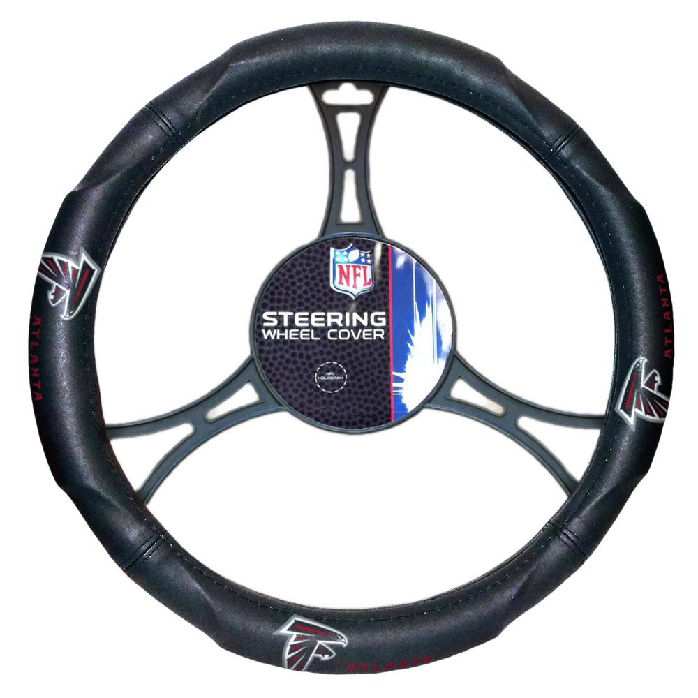 Falcons Car Steering Wheel Cover