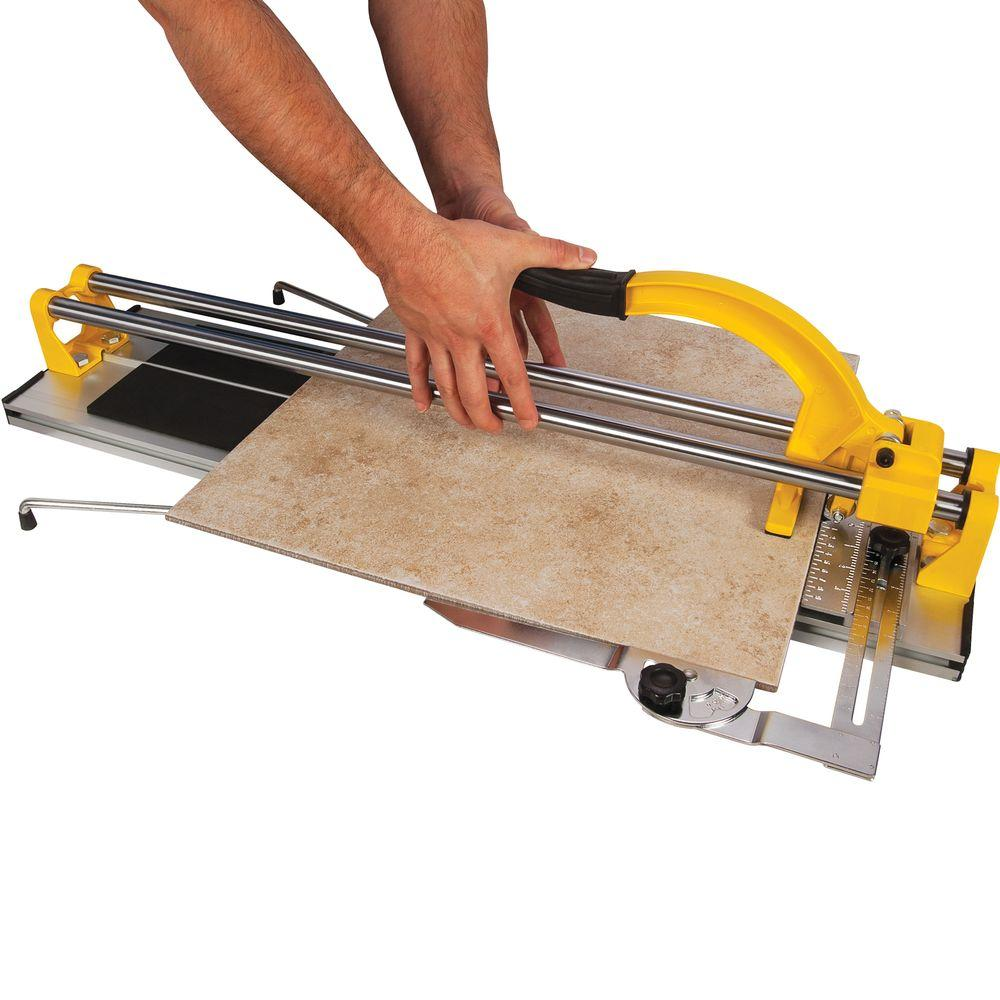 QEP 6 in. Rip Porcelain and Ceramic Tile Cutter