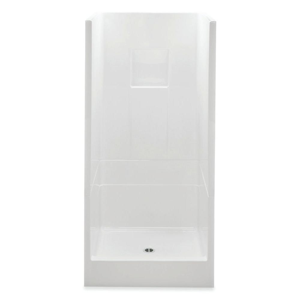 Remodeline 32 in. x 32 in. x 72.8 in. 2-Piece Shower