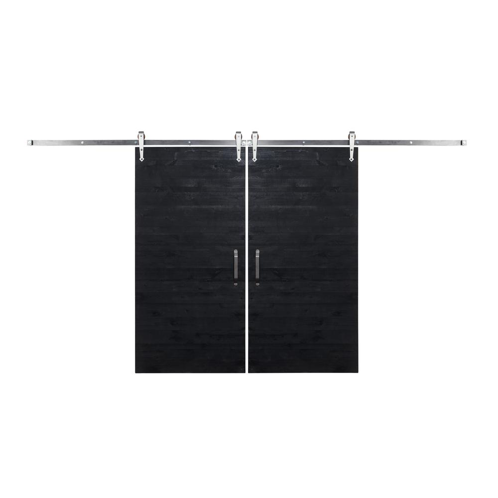 Black - Barn Doors - Interior & Closet Doors - The Home Depot