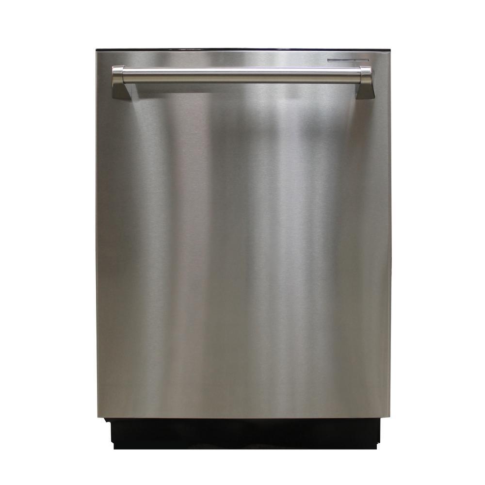 Brama Dishwasher in Stainless, 44 dBA