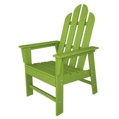 Long Island Lime Patio Dining Chair