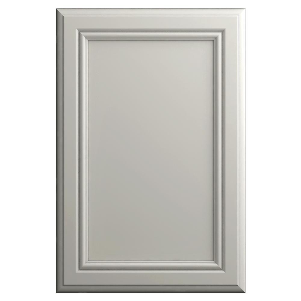 11x15 in. Sprewell Cabinet Door Sample in Linen Glaze