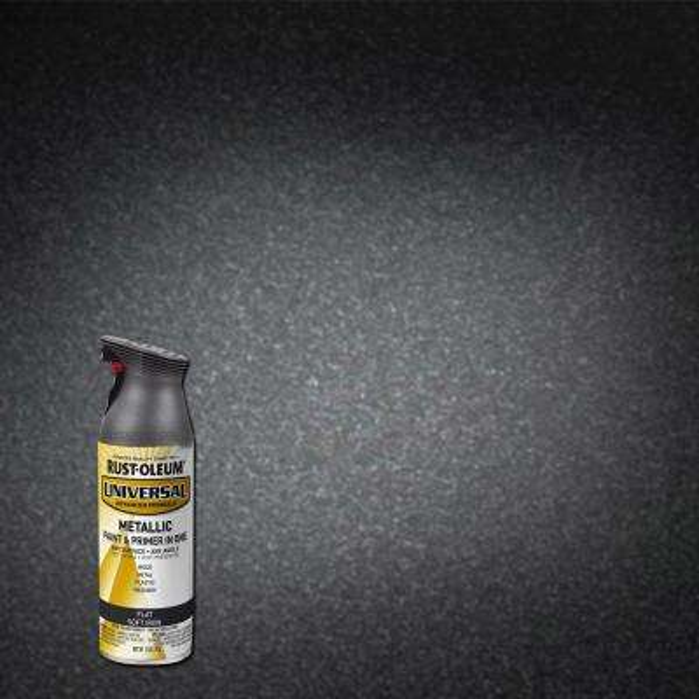 Flat/Matte - Metallic - General Purpose Spray Paint - Spray