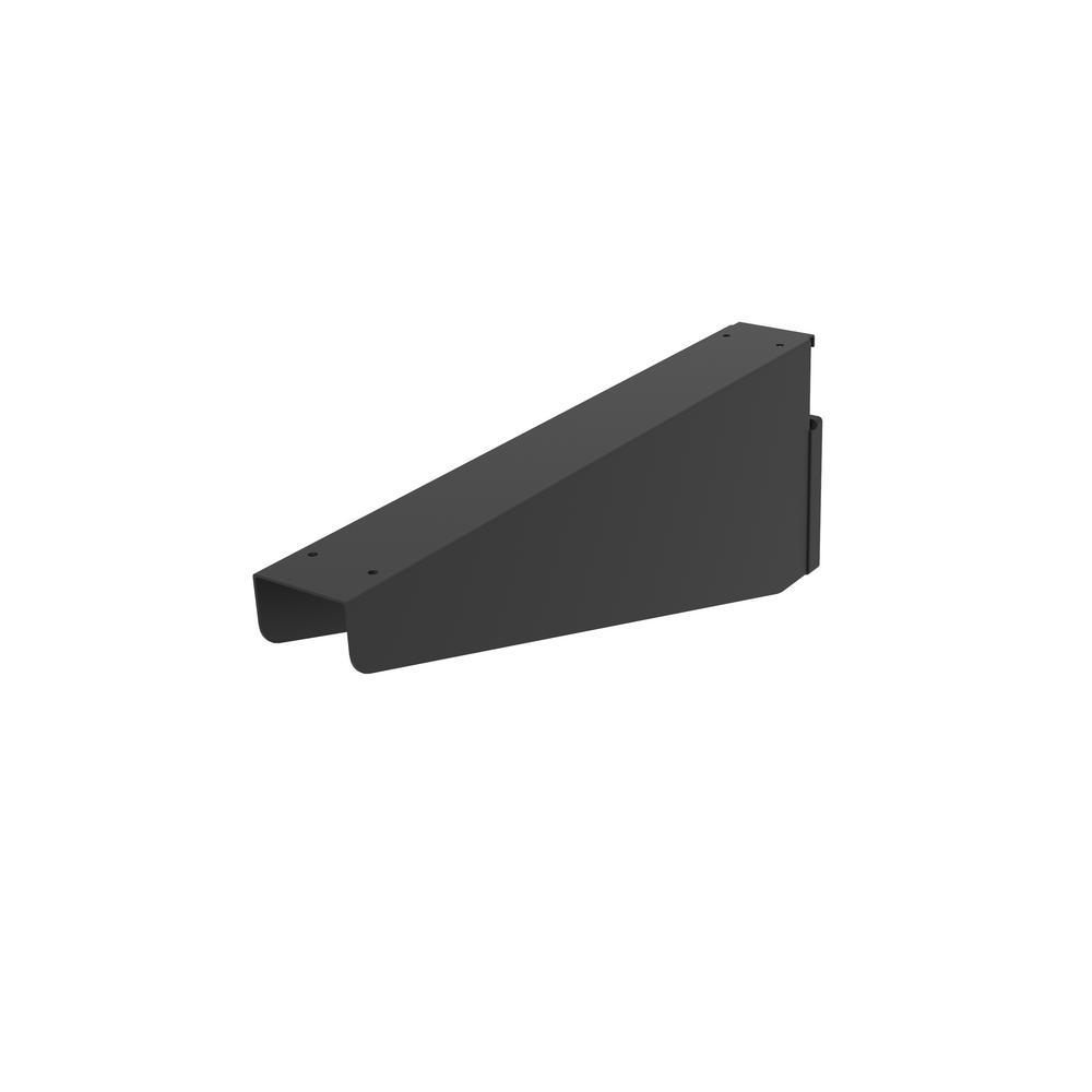 Slat Wall and Track Shelf Bracket