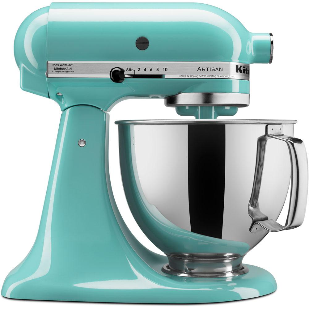 Kitchenaid 5 Qt Tilt Head Aqua Sky Stand Mixer