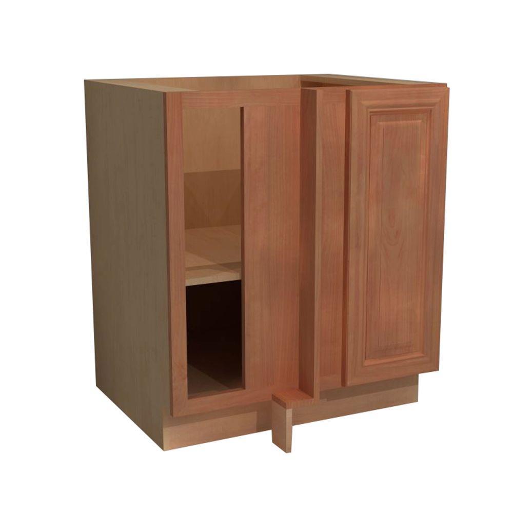 Dartmouth Assembled 30x34.5x24 in. Single Door Hinge Left Base Kitchen Blind