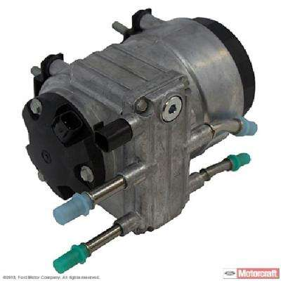 Fuel Pump And Filter Assembly
