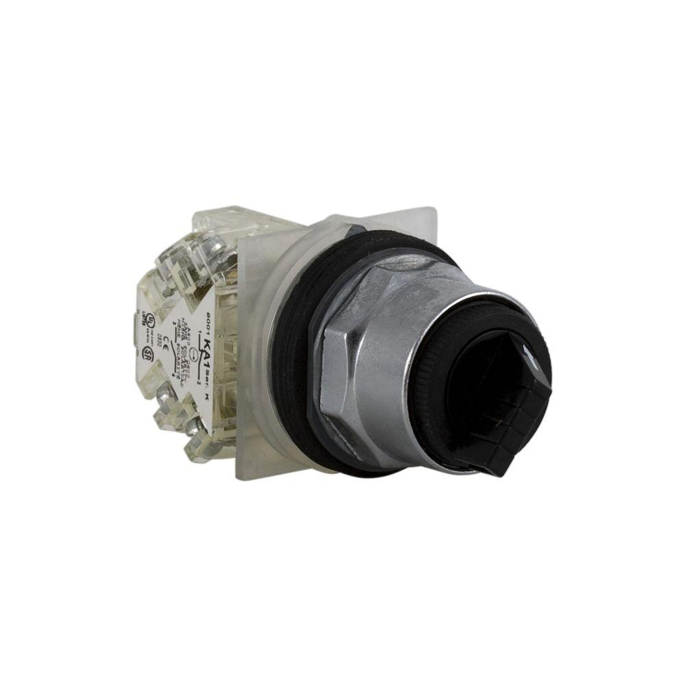 Schneider Electric 30 mm 2 Position Selector Switch Assembly