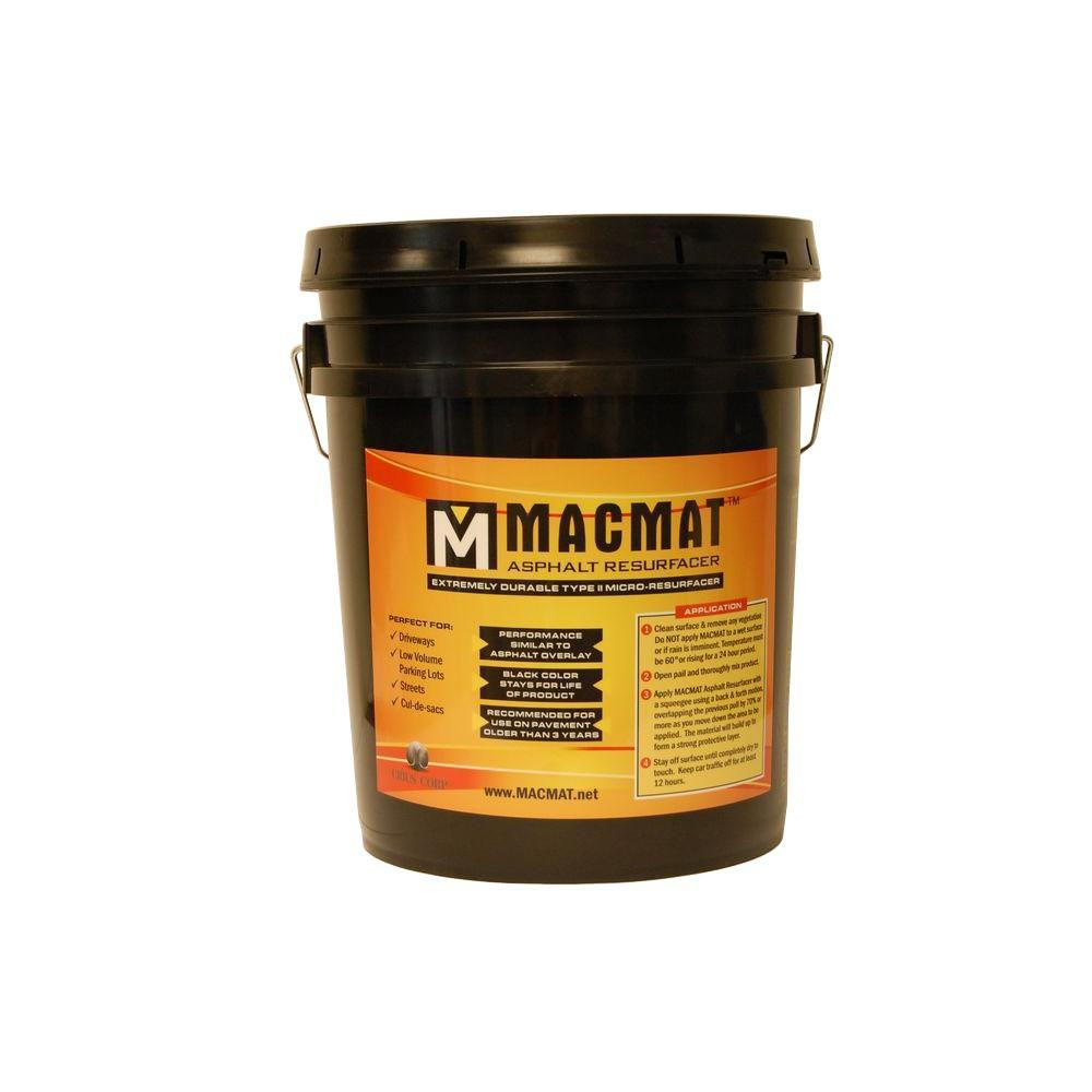 MACMAT-AR 5-Gal. Asphalt Driveway ReSurfacer