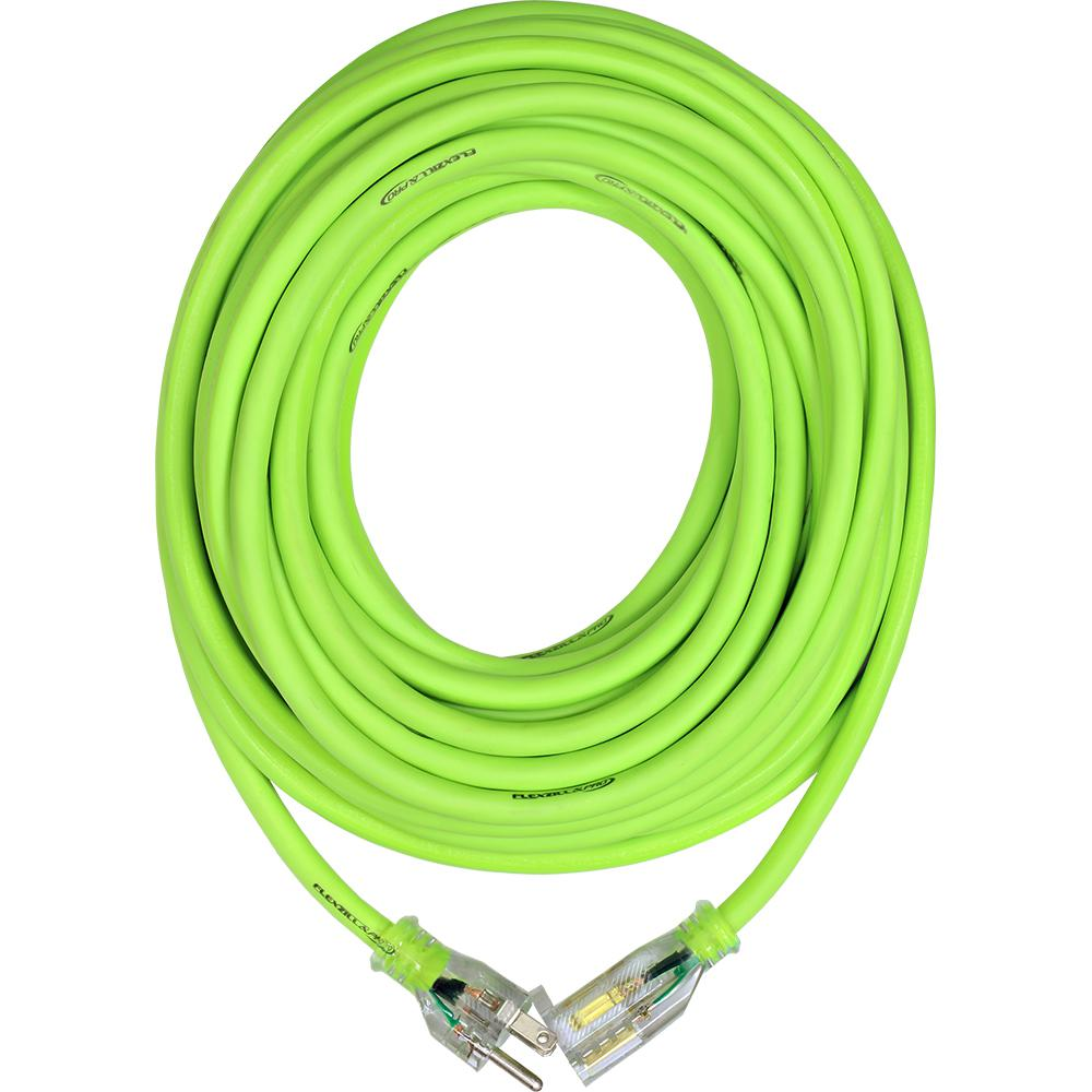 25 ft. 14/3-Gauge Extension Cord
