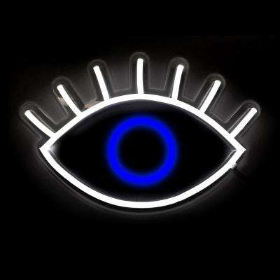 Oliver Gal 'EYE' Plug-in LED Lighted Sign