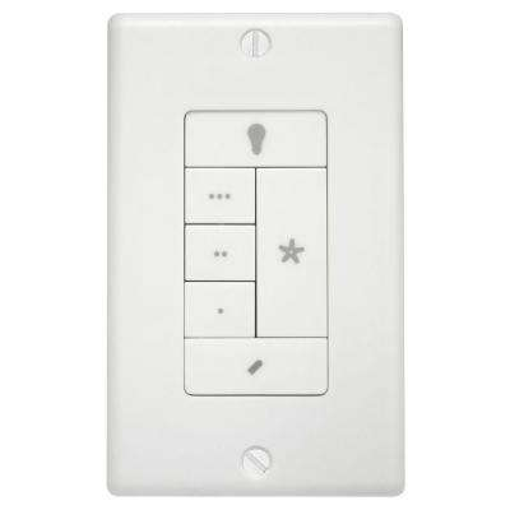 Fan/Light Wall Remote Control