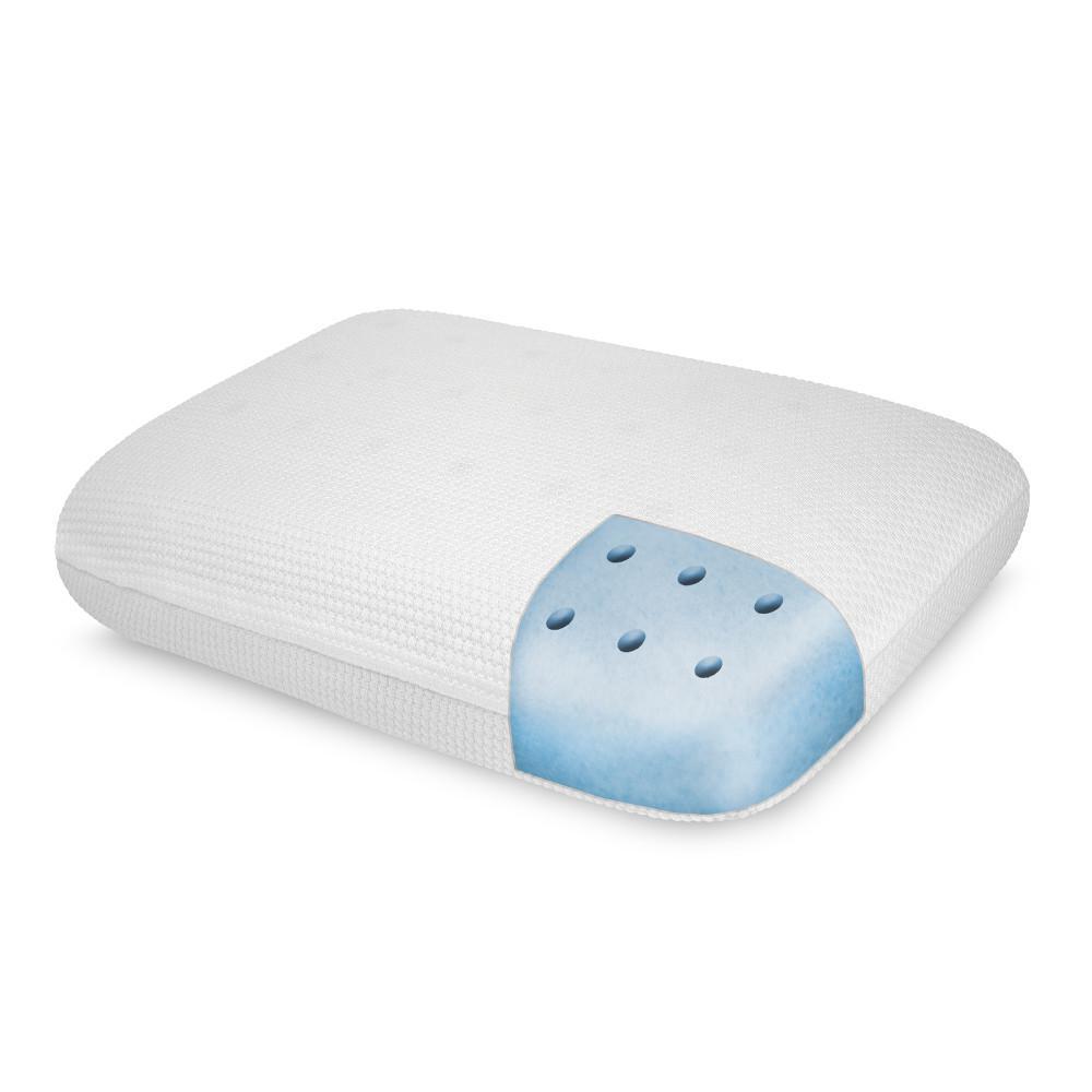 BioPEDIC Classic Comfort Memory Foam Standard Pillow