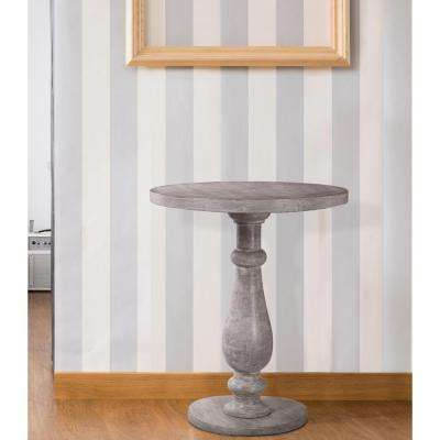Tango Gray Washed End Table