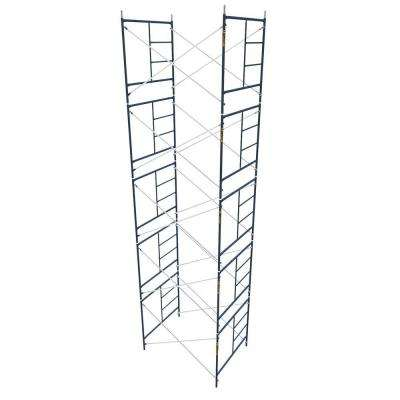 Saferstack 5 ft. x 7 ft. x 5 ft. Mason Scaffold (Set of 5)