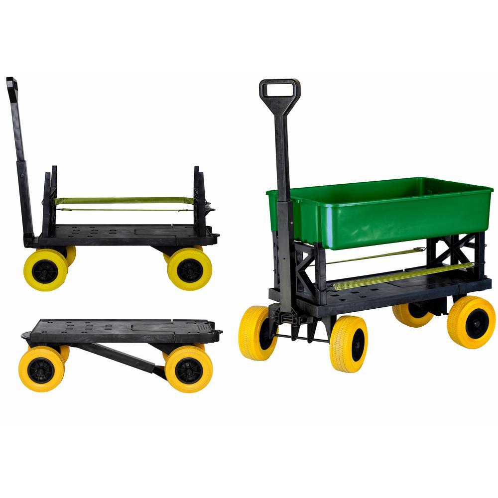 New Garden Utility Dump Cart