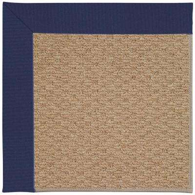 9 X 12 Blue Solid Grant Area Rugs The Home Depot