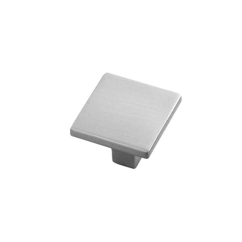 1-1/4 in. SQ Skylight Stainless Steel Cabinet Knob