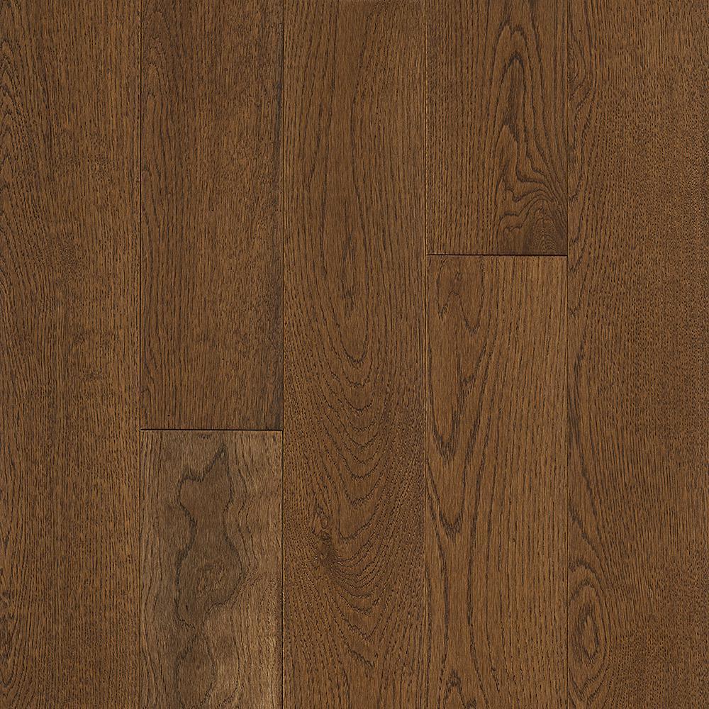 Revolutionary Rustics White Oak Natural Grain 3/4 in. T x 5 in. W x Varying L Solid Hardwood Flooring (23.5 sq.ft./case)