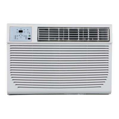 8,000 BTU 115-Volt Through-the-Wall Air Conditioner with Remote, ENERGY STAR