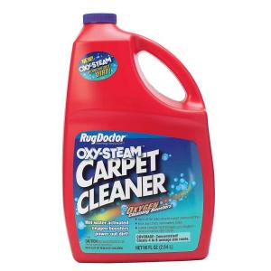 Rug Doctor 96 Oz Oxy Steam Cleaner 04030 The Home Depot