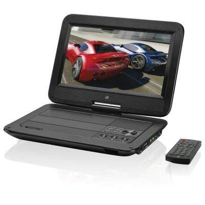 10 in. Portable DVD Player