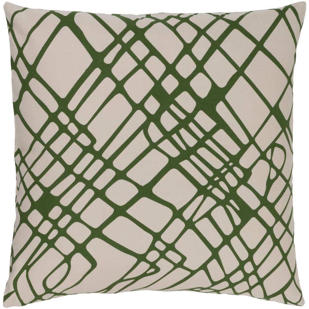 Kendal Poly Euro Pillow