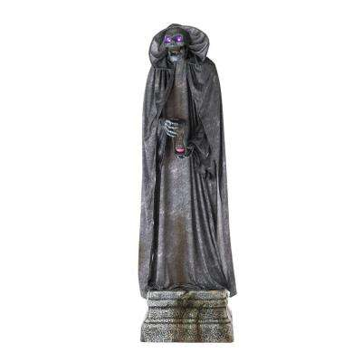7 ft. Animated LED Cemetery Statue
