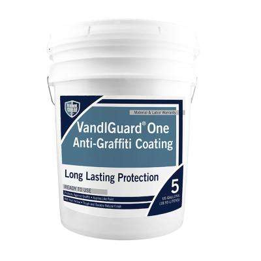 VandlSystem 5 gal. VandlGuard One Non-Sacrificial Anti-Graffiti Coating