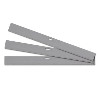 8 in. Carbon Steel Replacement Blades for Floor Scraper and Striper (3-Pack)