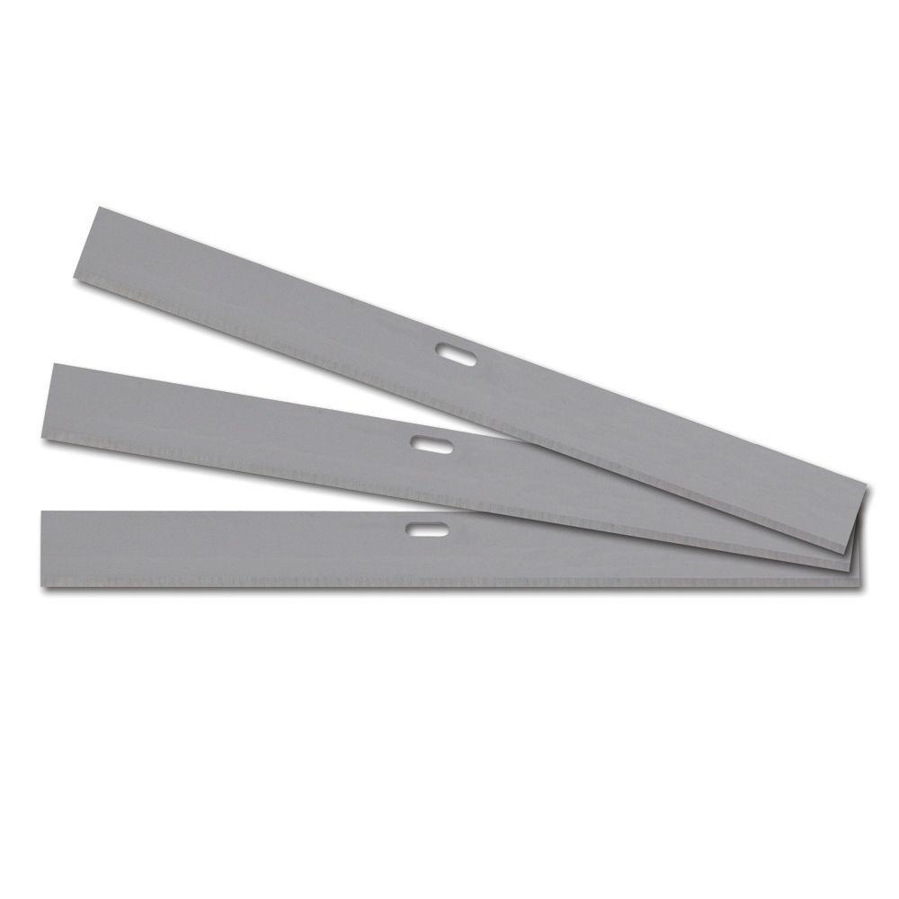 8 in. Replacement Razor Blade for Adjustable Floor Scraper and Stripper