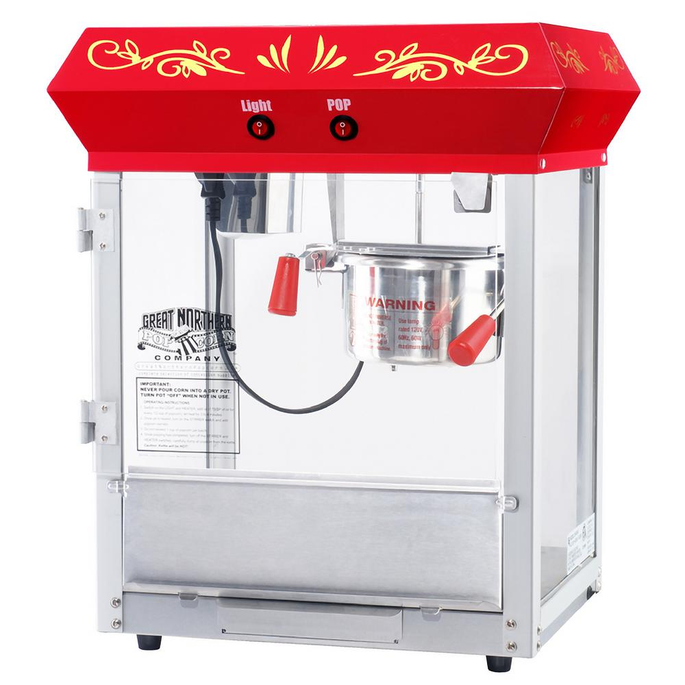 Great Northern All-Star 4 oz. Popcorn Machine