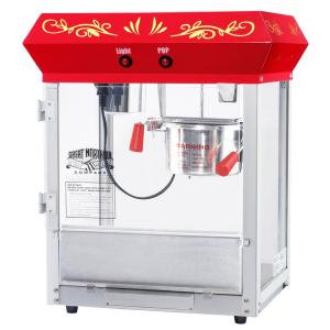 Click here to buy Great Northern All-Star 4 oz. Popcorn Machine by Great Northern.