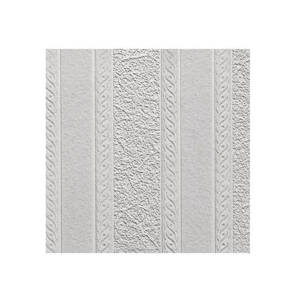 Blarney Marble Stripe Paintable Wallpaper