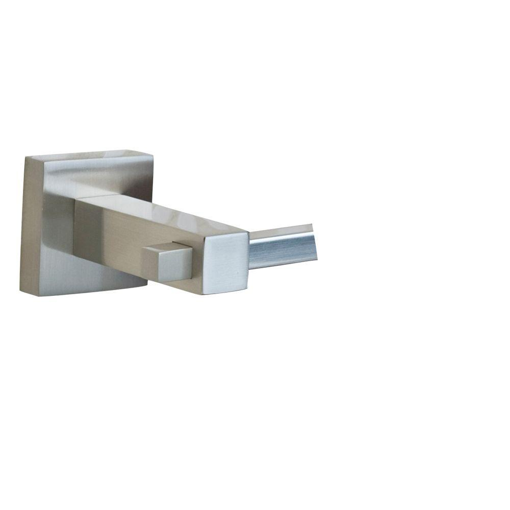 Barclay Products Jordyn 28 in. Towel Bar in Brushed Nickel